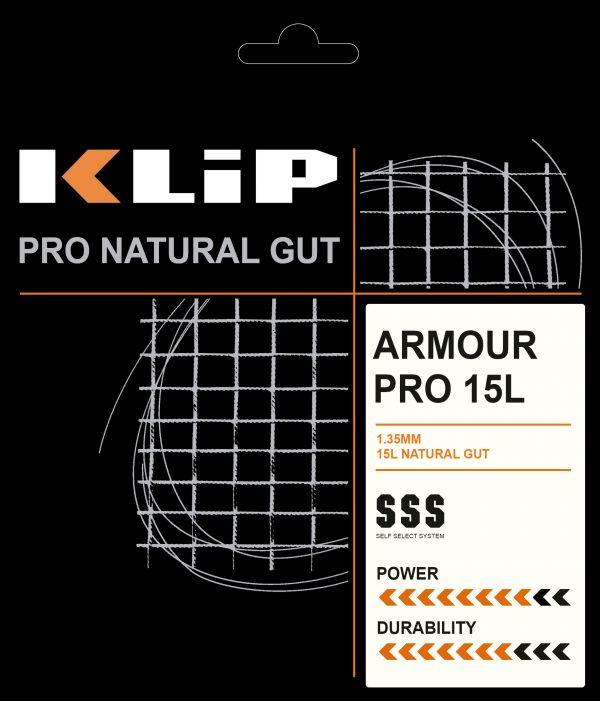 KLIP ARMOUR PRO GUT 15L