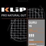 KLIP GURU GUT 16g (UNCOATED GUT)