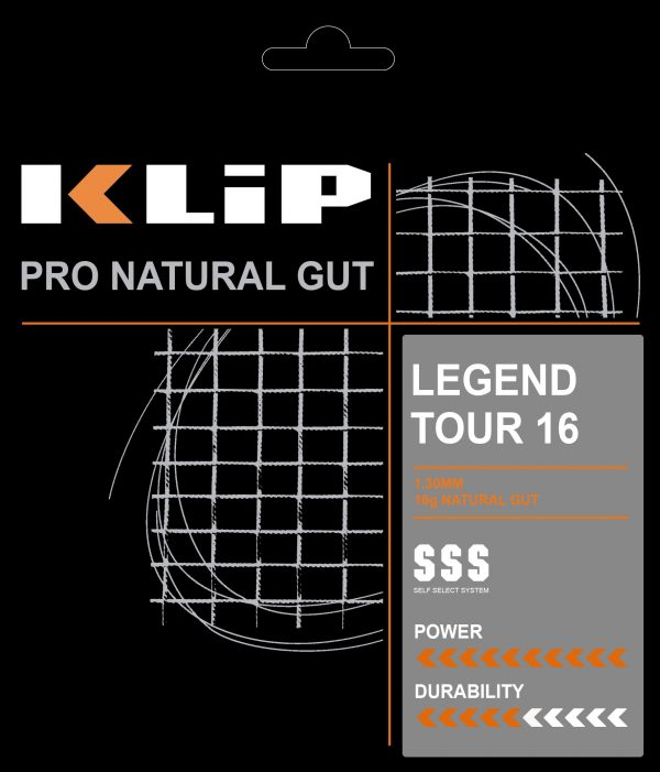 KLIP LEGEND TOUR GUT 16g