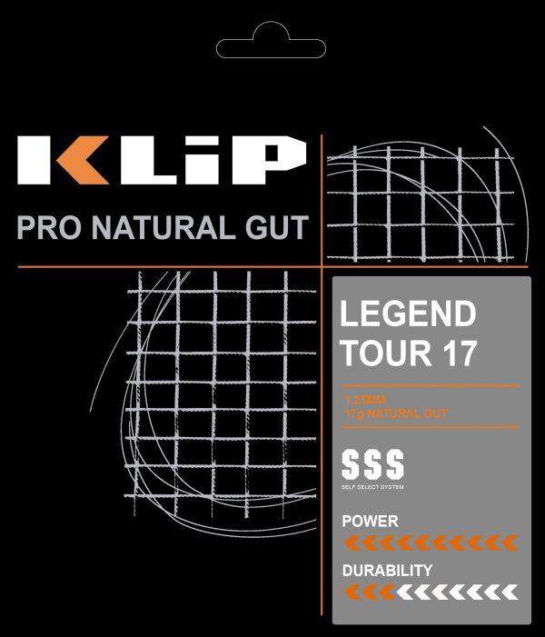 KLIP LEGEND TOUR GUT 17g