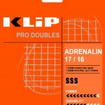 Tennis – Pro Doubles – ADRENALIN 17-16
