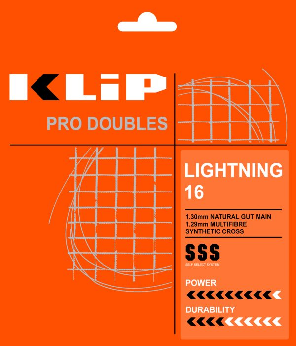 Tennis – Pro Doubles – LIGHTNING 16