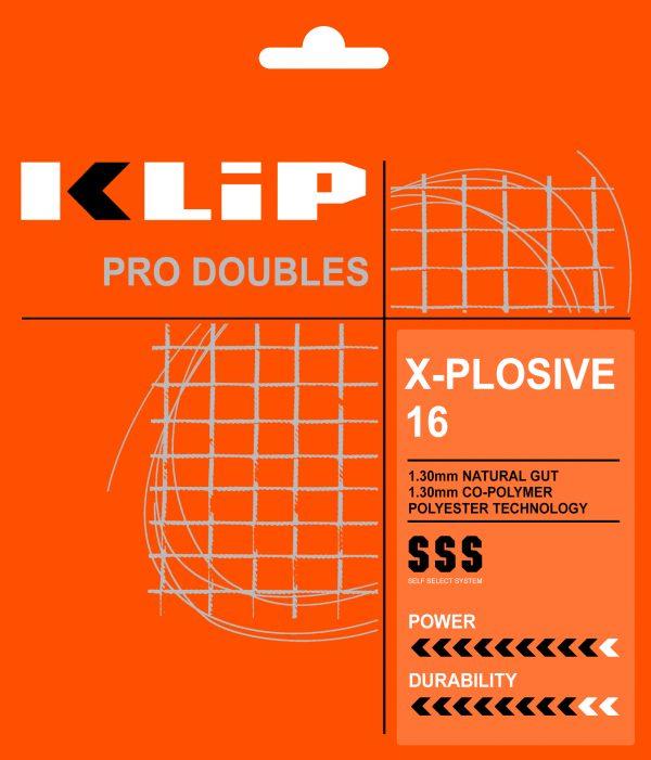 Tennis – Pro Doubles – XPLOSIVE 16